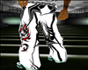 tribal dragon pants