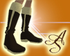 #AS# Brown Winter Boots