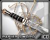 ICO Rapier Sword F