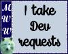 Developer Requests