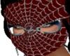 Red Spidey Mask
