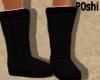 Comfort Boots Black