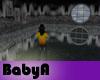 BA Galaxy Room B&W