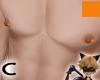 (C) Pierced Orange
