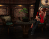 Kissing Coffee Chairs