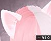 🅜 NEKO: ears 2 white