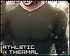 Athletic x Thermal Olive