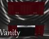 Red Cabinet Dishwsher 10