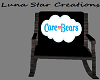 care bear rocking chair