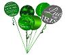 St Patricks Day Balloons