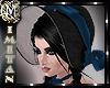 (MI) Amish hat Blue loop