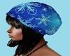 blue snwflke hat 2