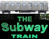 Subway Animated Train
