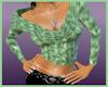 Cozy Lite Green Sweater