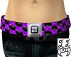 [LL]PurpleChecker Belt