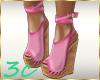 [3c] Pink Wedges