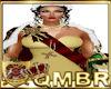 QMBR TBRD Queen's Sash