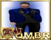 QMBR Suit Fit Blk-RB