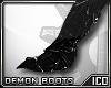 ICO Demon Boots M