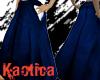 Dark Blue Hakama