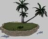 Floating Island w/dolphi