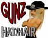 @ Jim Beam Hat w/Hair