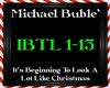 MichaelBuble'~ItsBeginni