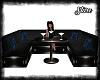 Blue/Black Club Table 2