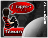 [ I support Temari ] <3