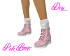 SC Pink Work Boots