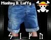 Monkey D. Luffy Shorts