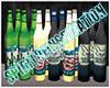 Deco. Drinks Bottles