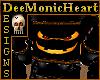 Halloween Coat Demon M