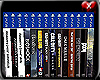 PS4 Games 1 for Shelf