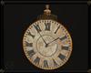 Isolde Wall Clock Anim