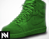 1s Green Suede (F)