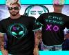 EV NEON T SHIRT XOXO