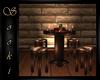 $ Te Amo Club Table