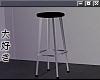 e metal stool