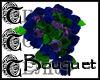TTT Peacock Bouquet