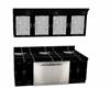 dishwasher add on blk
