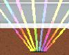 rainbow lazer