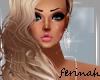 !f Vanessa Laine Blonde