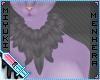 Batsie .neck fluff 2