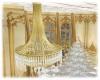 ;) Golden Chandelier