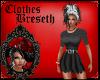 BS*PF GreyDressw/Belt
