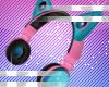 Pk-Kitten Headphones