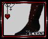 !S! Dark BH Boot *F
