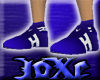 [JoXe]H Shoes Blue-White