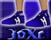 [JoXe]H Shoes Blue-White